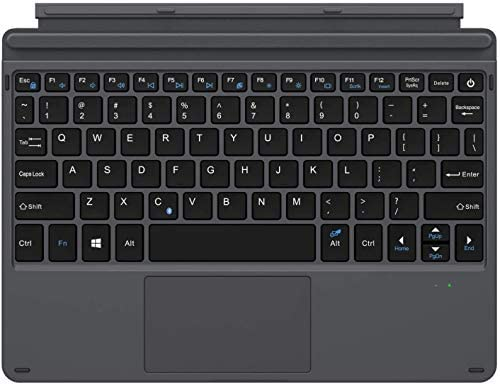 MoKo Surface Go 2 2020 Surface Go 2018 Type Cover Ultra Slim Wireless Bluetooth Keyboard with product image