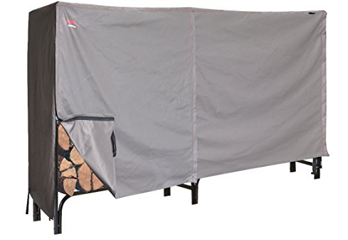Save %47 Now! BroilPro Accessories Log Cover 4' (8', Brown)