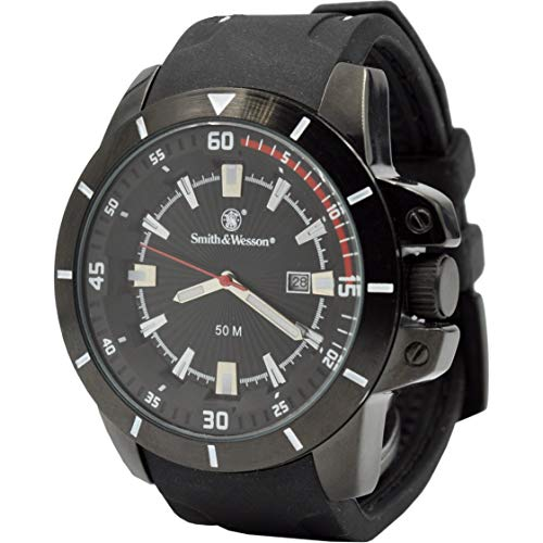 Smith & Wesson Trooper Watch, White