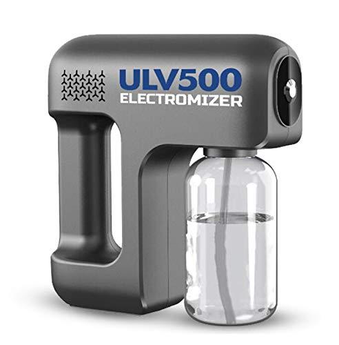 ULV500 Electromizer - Disinfectant Fogger Machine - Sanitizing Atomizer Sprayer - ULV Cold Sanitizer - Low Volume Portable Fogger