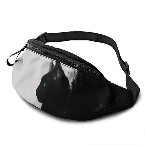 XCNGG Bolso de la Cintura del Ocio Bolso Que acampa Bolso del montañismo Waist Pack Bag for Men&Women, Steam Train Utility Hip Pack Bag with Adjustable Strap for Workout Traveling Casual Running