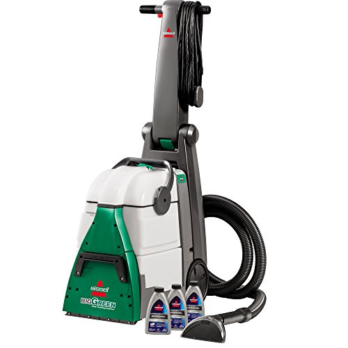 Our #3 Pick is the Bissell Big Green Professional Carpet Cleaner Machine