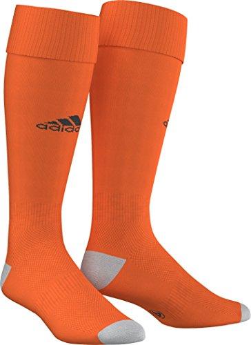 Adidas Unisex Erwachsene Milano 16 Socken, Orange/Schwarz, 8.5-10 UK (43-45 EU)