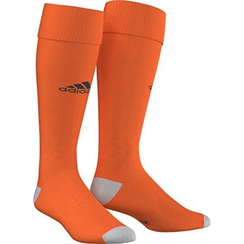 Adidas Milano 16 Sock, Calzettoni Uomo, Arancione (Orange/Black (AJ5910), 37-39