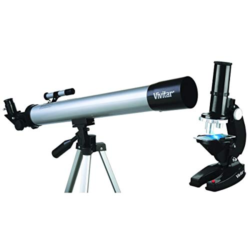 Vivitar Telescope and Microscope Combo