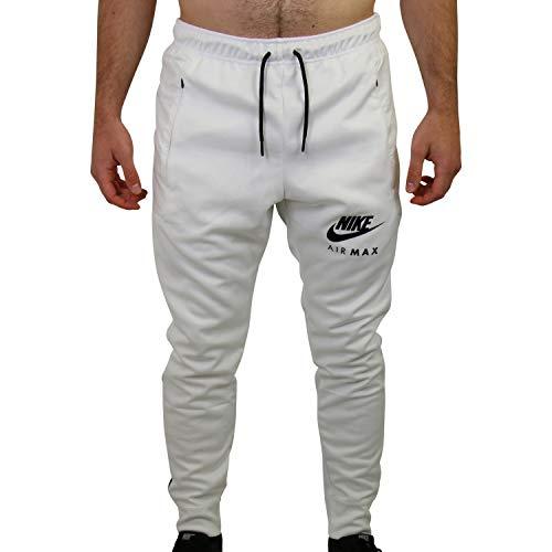 Nike Herren Sportswear Air Max Jogginghose Weiß M