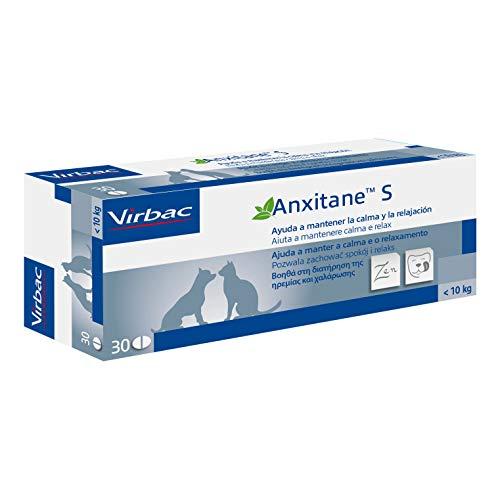 Anxitane VN100501 Relajantes para Perros - 30 Cápsulas