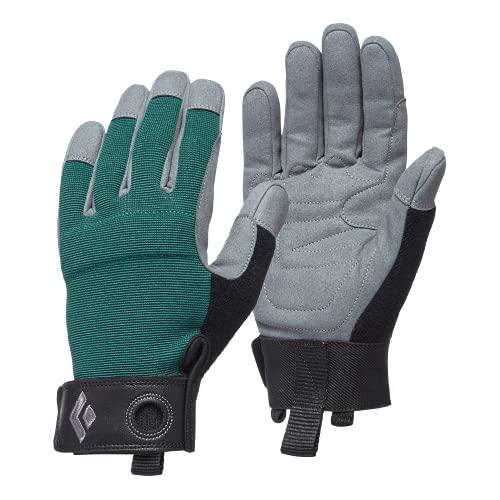 Women Crag Gloves - Black Diamond, Farbe-BD:Raging Sea, Groesse-BD:Large