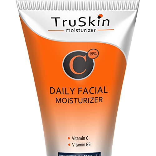 BEST Vitamin C Moisturizer Cream for Face - For Wrinkles, Age Spots, Skin Tone, Firming, and...