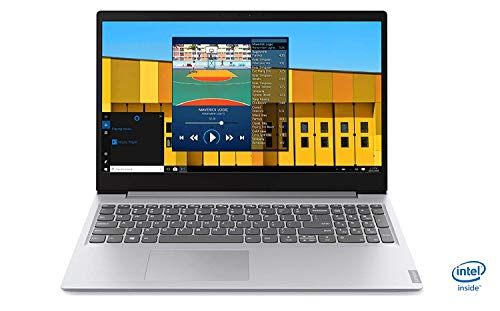 Lenovo S145-15IWL - Ordenador portátil 15.6' FullHD (Intel Core i7-8565U, 8 GB RAM, 256 GB SSD, Intel UHD Graphics, Windows10) gris- Teclado QWERTY español