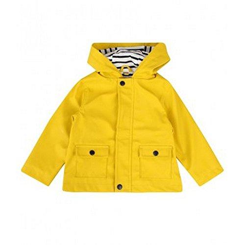 Larkwood Jungen Regenjacke Einheitsgröße gelb