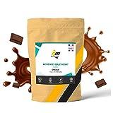 Native Whey Isolat • Protéine poudre non dénaturée • Arôme Chocolat • Sans colorant • Sans conservateur • Fabriquée en France • AM Nutrition
