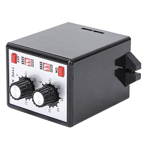 Hochpräzises 5A Twin Timer-Relais, Ein-Aus-Timer-Schalter, für den allgemeinen Gebrauch zu Hause Werksberuf