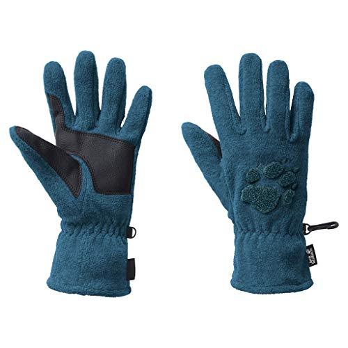 Jack Wolfskin Herren Paw Gloves Herrenhandschuhe, Dunkelkobalt, S
