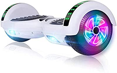 """JOLEGE Self Balancing Hoverboard, 6.5"""" Hoverboards Self Balancing Scooter for Kids Adults - UL2272 Certified"""