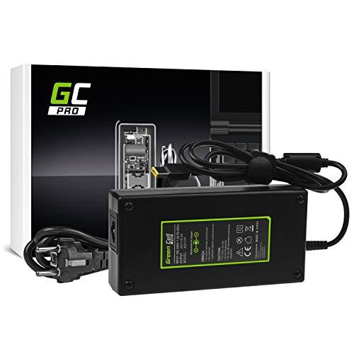 GC Pro Cargador para Portátil Lenovo Legion Y530 Y720 ThinkPad W540 W541 P50 P51 P52 P70 P71 Ordenador Adaptador de Corriente (20V 8.5A 170W)