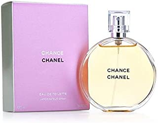 Chance by Chanel for Women - Eau de Toilette, 100 ml