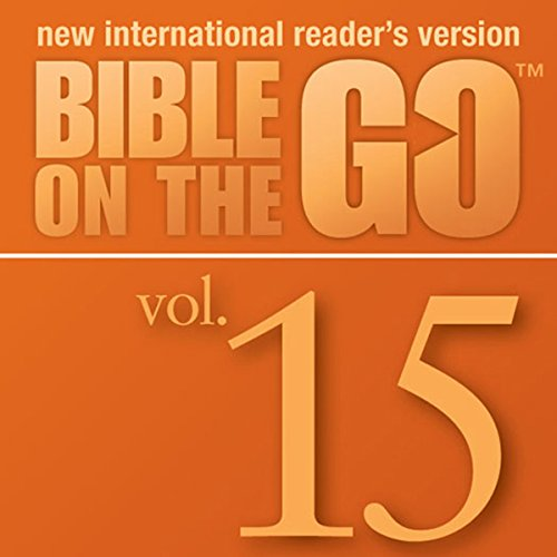 Bible on the Go Vol. 15: The Story of Samuel (1 Samuel 1-3, 7-10, 12-13, 15) audiobook cover art