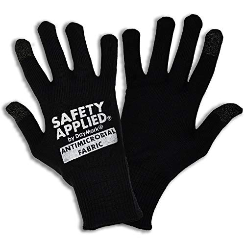 DayMark - IT119574 Safety Applied Antimicrobial S/M Glove (Pair)