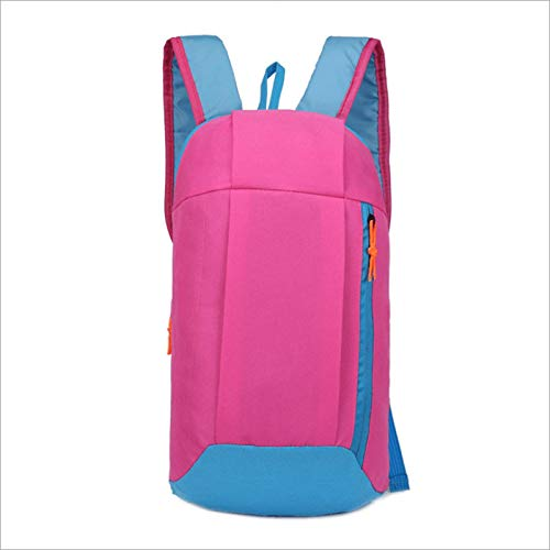 Laptop Bag Backpack Outdoor Backpack Sports Climbing Portable Backpack For Men Women,Ultralight Travel Running Hiking Camping Backpacks Pink Free Fast Delivery