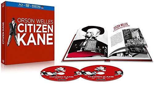 Citizen Kane - Prestige Edition (Blu-Ray & DVD Combo) [ Blu-Ray, Reg.A/B/C Import - France ]
