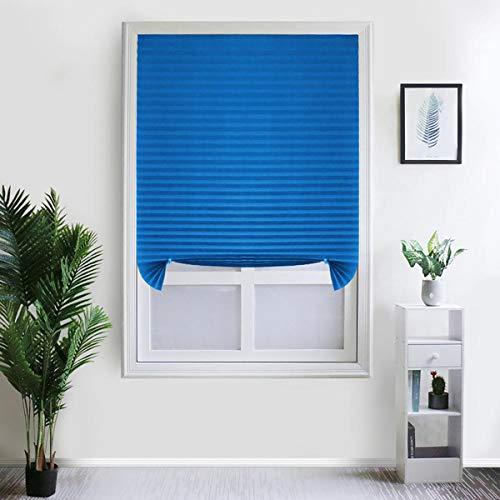 Persianas venecianas de ventana de PVC, resistente, recortable, fácil ajuste, seguro para...