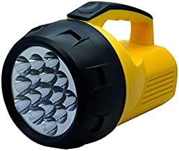 16LEDT6V CAMELION 16X LED Superbright 6V Lantern Torch Includes 6V Battery Up to 500 Hours of Continuous Use On a Single 6...