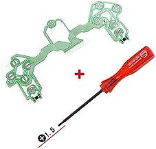 Película Condutiva Controle Ps4 Verde + Chave P/ Reparo