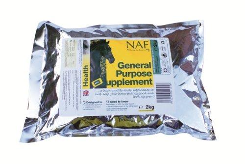NAF General Purpose Supplement 2kg Refill