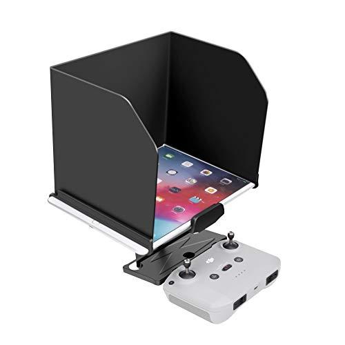 Monitor de Tableta y Control Remoto Parasol para Mavic Air Mavic Mini Mavic Pro Spark Phantom 4 Phantom 3 Compatible con i Pad 10.2 y 10.5 Pulgadas -9.7'- L220