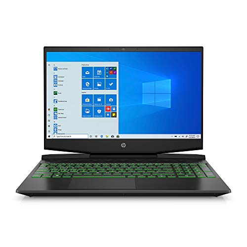 HP Pavilion Gaming Laptop 15-dk0096wm - Core i5-9300H - 8 GB RAM - 256 GB SSD - GTX 1650 4 GB Graphics Card - 15.6' Full HD 1920x1080 LCD - Webcam - Wireless - Bluetooth - Windows 10