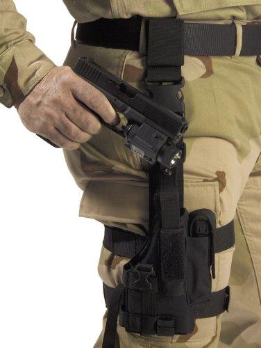 Lowest Prices! Elite Survival Systems Tactical Holster Left Hand 7676-B-LH Tactical Holster Left Hand Black