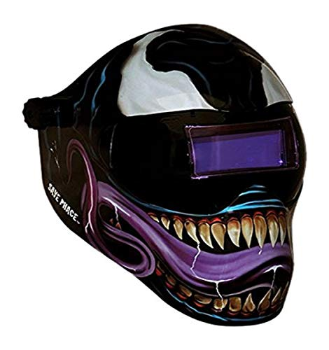 Save Phace 3012145 Marvel Venom Gen-Y Series Welding Helmet