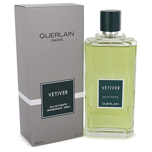 VETIVER GUERLAIN by Guerlain Eau De Toilette Spray 6.8 Fluid Ounce for Men