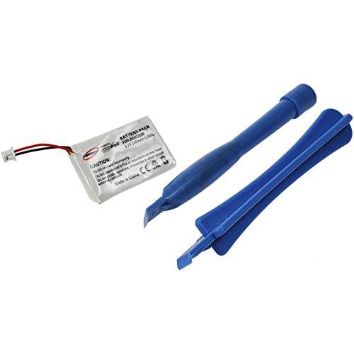 Akku für Plantronics Headset Typ 64399-01, 3,7V, Li-Polymer