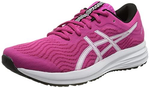 ASICS Patriot 12, Zapatillas de Running Mujer, Pink Rave White, 38 EU