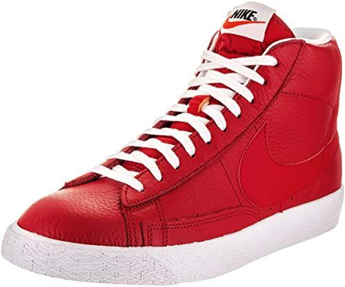 Nike Blazer Mid Premium, rosso (rosso/bianco/nero.), 40.5 EU