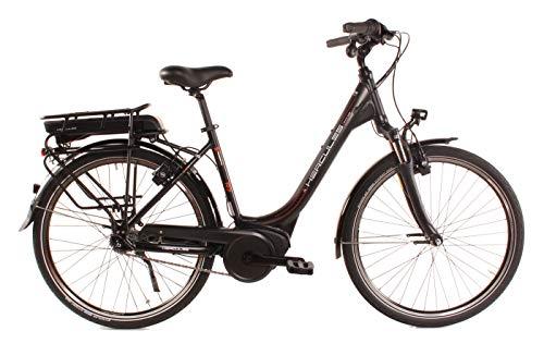 Bicicleta eléctrica Hercules Robert/-a R7 de 26 pulgadas, Bosch Active Line, batería...