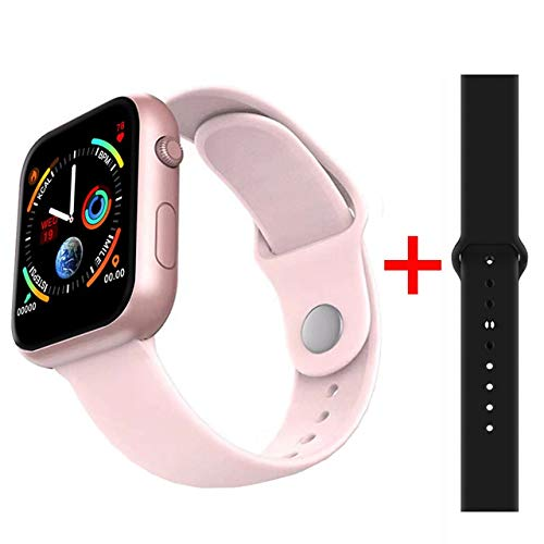 HuangTing 2020 Smart Horloge Hartslag Bloeddruk Monitor Smart Horloge Vrouwen Smart Horloge Mannen Voor Apple IOS Android Telefoon