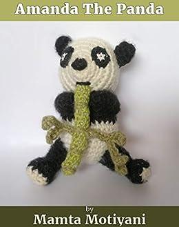Pandas gigantes amigurumis … | Amigurumi de animais de crochê ... | 329x260