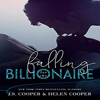 Falling for the Billionaire cover art