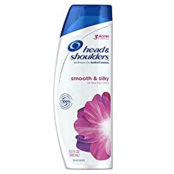 Head & Shoulders Smooth & Silky Anti-Dandruff Shampoo
