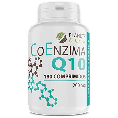 CoEnzima Q10-200 mg - 180 comprimidos