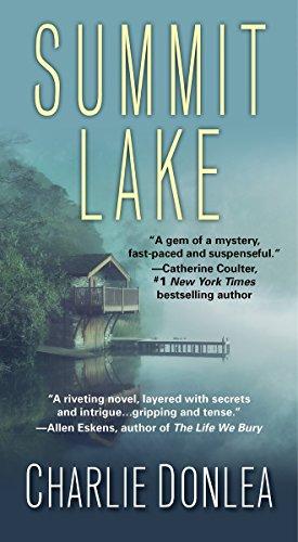 El lago de la cumbre de Charlie Donlea
