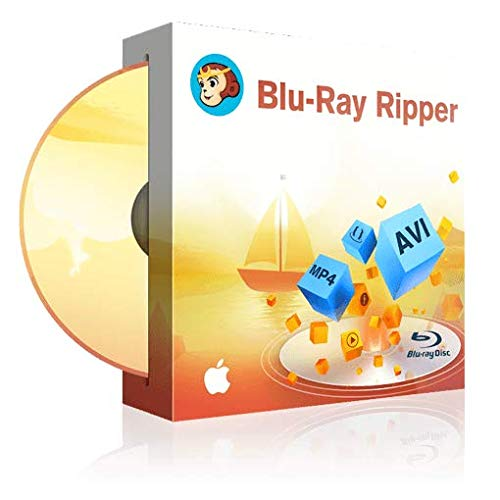 Blu-Ray Ripper Vollversion MAC (Product Keycard ohne Datenträger)