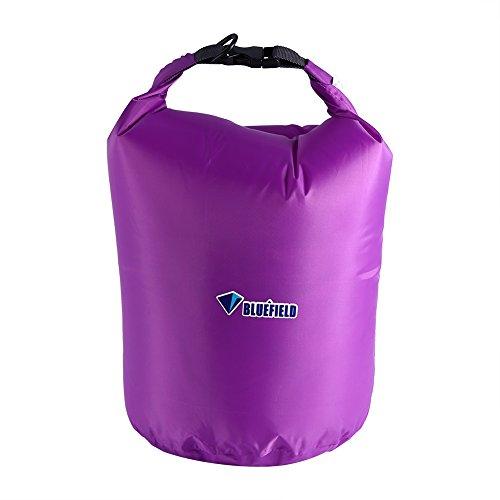 Bolsa de almacenamiento impermeable, 10/20/40/70L, bolsa portátil para senderismo, natación, camping flotante