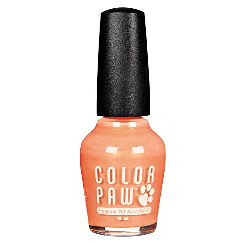 Color Paw Fast-Drying Premium Pet Nail Polish for Dogs