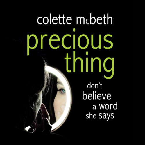 Precious Thing audiobook cover art
