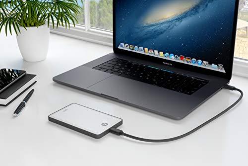 VectoTech Rapid 4TB External SSD USB-C Portable Solid State Drive (USB 3.1 Gen 2)