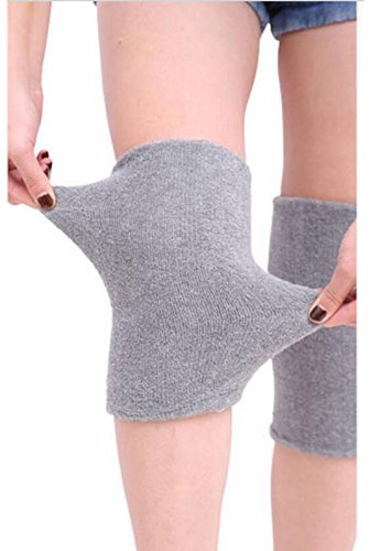 1Pair Supper Elastic Towel Knee Pads Dance Protection Cover Elderly Leggings Support Sports Fitness...